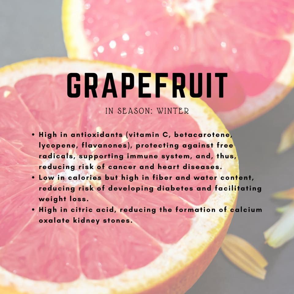 grapefriuts